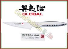 GLOBAL SAI COLTELLO SPELUCCHINO CM 10 /21,5 F02 PROFESSIONALE 152123 JAPAN