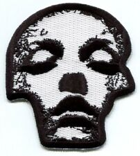 """CONVERGE jane doe face EMBROIDERED IRON-ON PATCH **Free Shipping** 4"""" x 3.5"""""""
