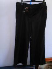 pantalon rayé Caroll