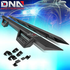 "FOR 07-20 TUNDRA CREW DOUBLE CAB 3"" OE FIT RUNNING BOARD/NERF BAR+DOWNPIPE STEP"
