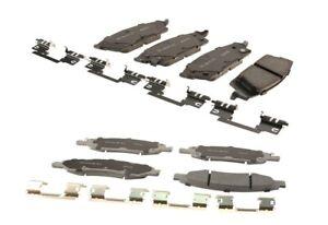 Front and Rear Brake Pad Set Kit ACDelco For Cadillac Escalade GMC Yukon