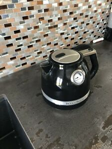 Kitchen Aid Kettle Black Onyx