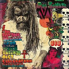 Rob Zombie - Electric Warlock Acid With Satanic Orgy [New Vinyl] Holland - Impor