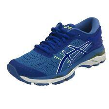 ASICS Women's Gel-Kayano 24 Running Shoe, Blue Purple/Regatta Blue/White M