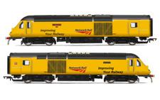 Hornby R3769 Network Rail Class 43 HST Power Cars 43013 Mark Carne CBE and 43014 The Railway Observer - Era 11