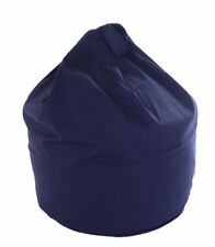 Child Size Kids Navy Blue Bean Bag With Beans By Bean Lazy