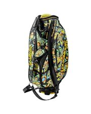 Loudmouth Shagadelic Black 9 Inch Staff Golf Bag