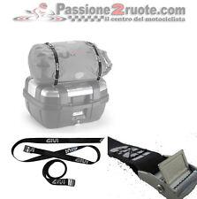coppia cinghie trekker givi s350 fissaggio borsa zaino tenda rullo portapacchi