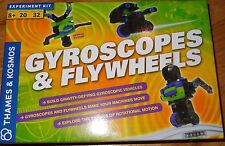 Gyroscopes & Flywheels THames & Kosmos Science Experiment Kit Physics 665106