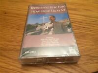 TENNESSEE ERNIE FORD: How Great Thou Art Cassette Tape Sealed