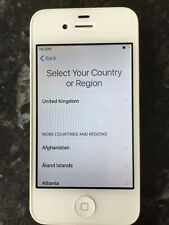 Apple iPhone 4s 16GB Smartphone - White  Lovely Condition (Unlocked)
