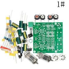 6J1 valvola di pre-amp Amplificatore per Cuffia TUBO Board Kit Componente. UK