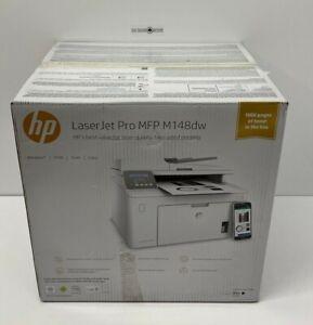 HP LaserJet Pro MFP M148dw A4 Wireless Mono Multifunction Laser Printer