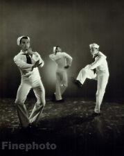 1949 BALLET THEATRE Dance FANCY FREE Sailors 13x10 Photo Art GEORGE PLATT LYNES