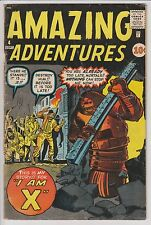 Amazing Adventures #4 VG- (Sep 1961, Marvel)