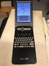 Sony Clie Handheld - Black - (PEG-NX73V/S)