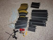 Nkok rc slot racetrack For Parts Only 28 piece track 2 controllers one car