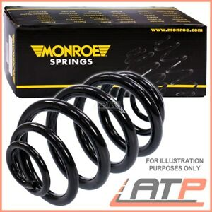 1X MONROE SUSPENSION COIL SPRING FRONT FITS NISSAN NOTE 06-13