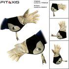 Falconry Glove Double Skinned Eagle Birds Hawk Animal Protection Suede Fleece