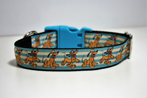 Pluto Disney Dog Collar and Lead
