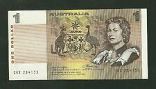 Australia 1 Dollar Currency Note Pick #42B2 Paper Money One Dollar