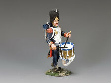 "King & Country ""Old Guard at Waterloo 1815"" The Tambour/Drummer NA365"