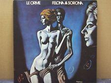 LE ORME - FELONO & SORONA - 33 GIRI - LP - UK - MINT/MINT