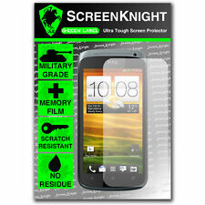 Screenknight Htc Desire X Frontal Protector De Pantalla Invisible Grado Militar Escudo