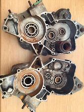 HONDA CR125 CRANK ENGINE CASES 1989