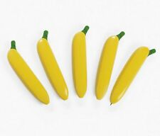Banana Shaped Pen Set (Lot Of 12) New Unique Gifts