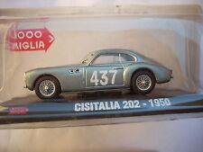 MILLE MIGLIA CISITALIA 202-1950 SCALA 143