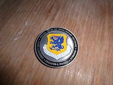 CHALLENGE COIN US AIR FORCE 81ST MEDICAL GROUP GLOBAL CARE REGIONAL CENTER SPECI