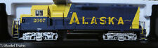 Atlas HO #10002411 GP38 Locomotive- Alaska (Rd #2007)