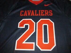 Virginia Cavaliers Nike Dri Fit #20 Football Sample Jersey Sz L Fan Sports New