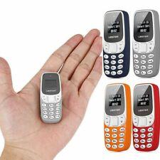 L8Star BM10 Mini Bluetooth 2 Sim Mobile Phone Worlds Smallest GSM MP3 Cellphone