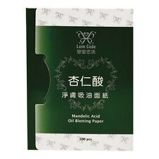 [LOVE CODE] Mandelic Acid Oil Blotting Paper 100pcs/1 pack NEW