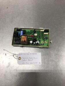 DC92-00382B Samsung Dryer Main Control Board 60 Day Warranty.