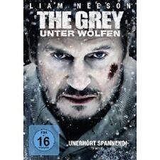 THE GREY- UNTER WÖLFEN DVD NEU MIT LIAM NEESON UVM.