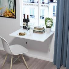 Wandklapptisch,Klapptisch,Esstisch,Küchentisch,Schreibtisch,Computertisch L80x60