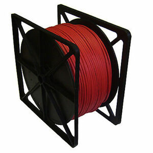 NETWORK LAN Cable Cat6 Stranded U/UTP PVC RED 305m PURE COPPER HQ