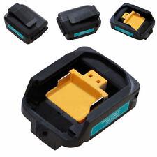 2 USB Ports Phone Charger Adapter Li-ion Battery For Makita BL1830/1430 UK