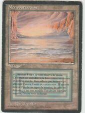 ►Magic-Style◄ MTG - Underground Sea / Mer souterraine - FBB - French - Played