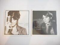 || LOT CD Single Collector - Port 0€ || AURELIE CABREL : 2 CD PROMOS NEUFS