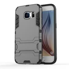 Shockproof Stand Hybrid Cover Hard Phone Case For Various Samsung Galaxy Phone