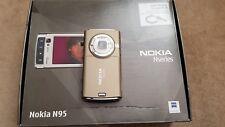 Nokia N95 - Sand (Unlocked) Smartphone