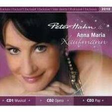 Anna Maria Kaufmann Musical/Opera/Pop (2010, & Peter Hahn) [3 CD]