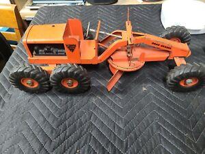 Ny-Llint Toys Road Grader Vintage