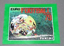 RARE PANINI EURO FOOTBALL 79 POCHETTE NEUVE BUSTINA EUROPE 1978-1979 MIROIR