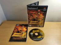 PLAYSTATION 2 - PS2 - DYNASTY WARRIORS EMPIRES 3 - COMPLETE WITH MANUAL FREE P&P