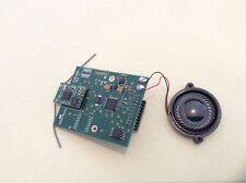 Spektrum DX6 DX7 DX8 sound/ trainer board with speaker. Radio spare parts.